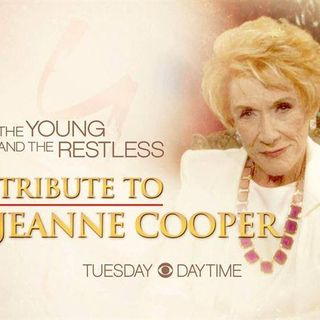 """Buzzcast Flashback: Jeanne Cooper of """"The Young and the Restless"""""""
