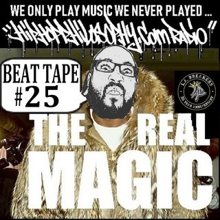 Beat Tape #25 - HipHop Philosophy Radio