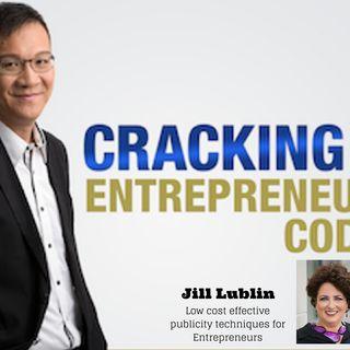 Episode 058 - How Does Jill Lublin Help Entrepreneurs Implement Low Cost Effective Publicity Techniques