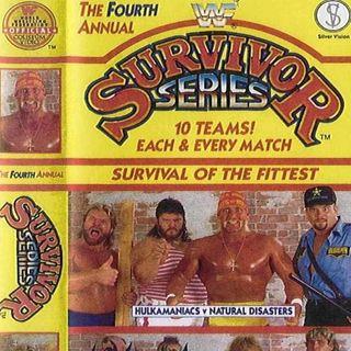 ENTHUSIASTIC REVIEWS #64: WWF Survivor Series 1990 Watch-Along