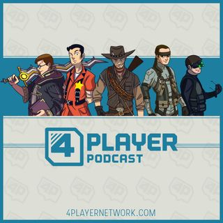 4Player Podcast #639 - The Truffle Pig Show (Final Fantasy 7 Remake, Half Life Alyx, and More)