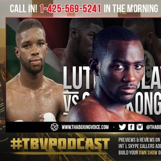 ☎️Chris Kongo vs Luther Clay🇬🇧🔥Winner Could Be A Potential Terence Crawford Opponent😱