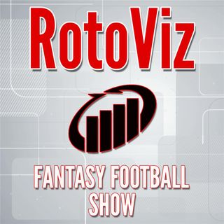 Week 7 Waiver Wire Adds, Crazy Stats, and SOS Outlook: RotoViz Radio