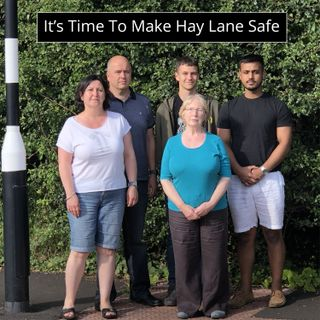 Make Hay Lane Safer