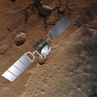 489-Martian Water