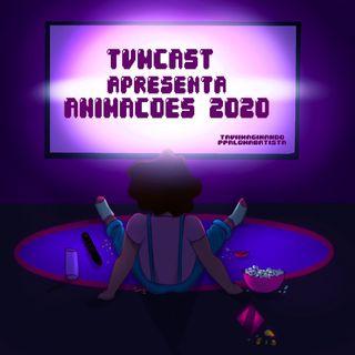 TVMCAST 08 - Animação 2020 Trailers de futuros lançamentos