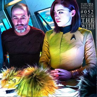 """Short Treks - """"The Trouble With Edward"""" Review"""