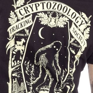 Mystique - Cryptozoology