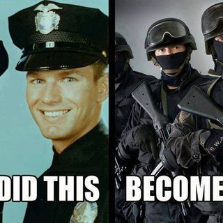 Police State Monday - Police Abuse #ACS