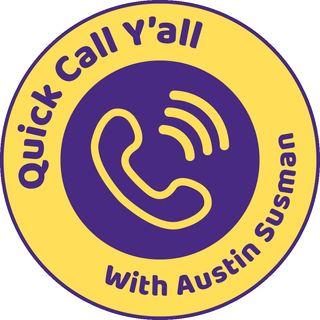 Quick Call Y'all Season 2 Episode 3 with Natalie D'Alessio, Mavery Davis & Smone