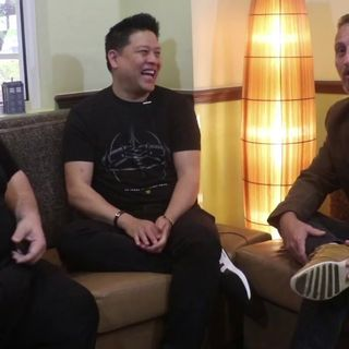 An Actors Voyage with Garrett Wang: an interview on the Hangin With Web Show