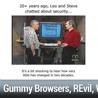 Security Now 842: The More Things Change...