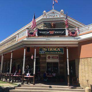 Ep 8 - Buffalo Bill's Irma Hotel