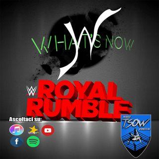 Royal Rumble 2021 card e pronostici - What's Now