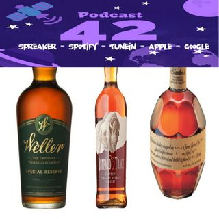 Bonus Ep: Let's Try Bourbon!