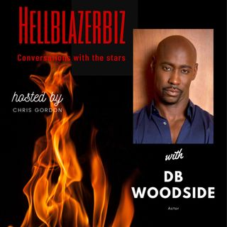 Lucifer actor DB Woodside talks about playing an angel