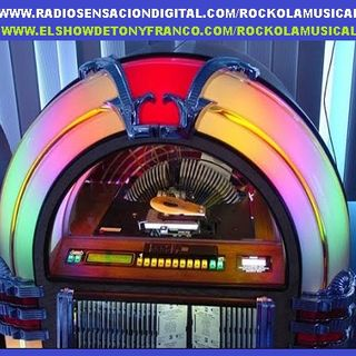 ROCKOLA MUSICAL/Jukebox Hits oLdies...