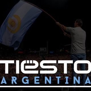 TiestoArgentina on AIR