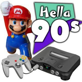 Hella 90s - Nintendo 64 Games - Ep 005