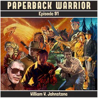 Episode 91: William W. Johnstone