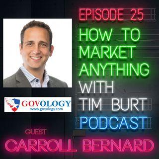 Ep. 25: Carroll Bernard - Proper training equals better employees