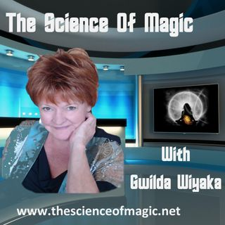 The Science of Magic with Gwilda Wiyaka - EP 175 - Vernon Kitabu Turner