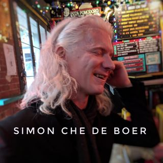 Simon Che de Boer - Encapsulating Reality
