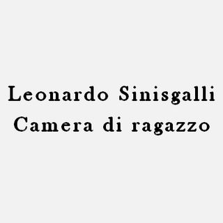 Leonardo Sinisgalli - Camera di ragazzo