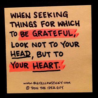 Grateful Heart : BYS 311