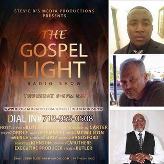 The Gospel Light Radio Show - (Episode 93)