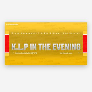 K.L.P In The Evening-Money management, Hobbs & Shaw, New Mercies Church