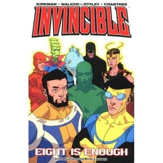 Source Material Live: Invincible Vol 2 - Eight is Enough
