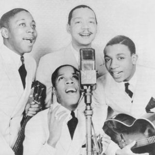 The Ink Spots 9:22:21 5.28 PM