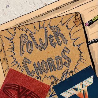 Power Chords Podcast: Track 60--Van Halen