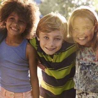 Niños de hoy  recuperando potencias originales.