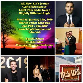 LOS Show 2019 Episode 5:  Special Guest Michael Mott