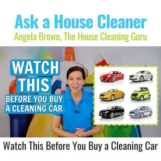 Listen to This Before You Buy a Cleaning Car