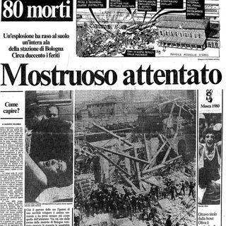 2 agosto 1980, quel sabato di orrore a Bologna.