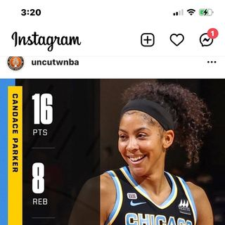Candace Parker leads Sky to W in debut