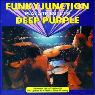 Especial FUNKY JUNCTION PLAY A TRIBUTE TO DEEP PURPLE 1972 #DeepPurple #FunkyJunction #ThinLizzy #avengers #thanos #ironman #ahs #twd #got