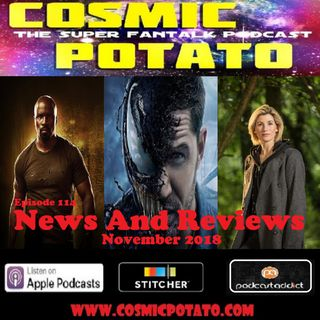 Episode 114: News And Reviews