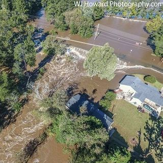 Hurricane-Related Flooding Impacting North Carolina