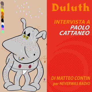 Paolo Cattaneo, robe di traslochi, fumetti e toast