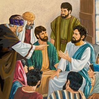 20 de Julho - Meditação da Palavra do Senhor