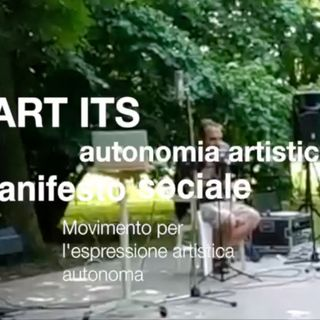ART ITS autonomia artistica - Manifesto