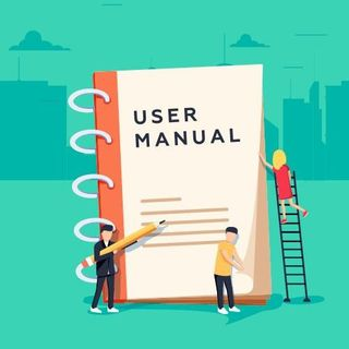 Human User's Manual - do humans really come with an owner's manual?