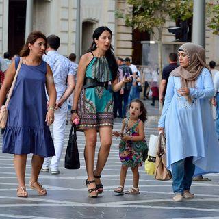 Essere donna in Azerbaigian