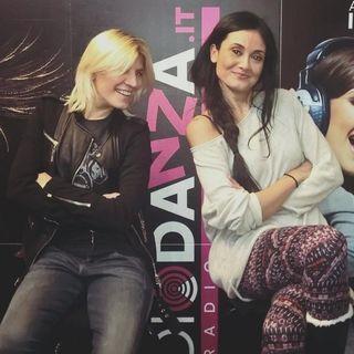 Laura Bono a RadioDanza - diretta del 18 dicembre 2015