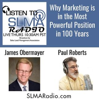 Why Marketing is in the Most Powerful Position in 100 Years