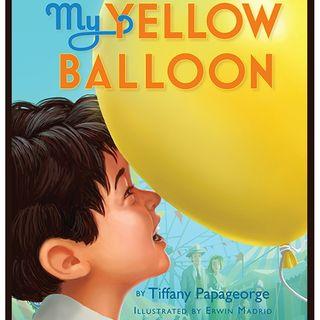Tiffany Papageorge - My Yellow Baloon